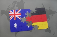 Willkommen in Australien! Researching German-Australian families